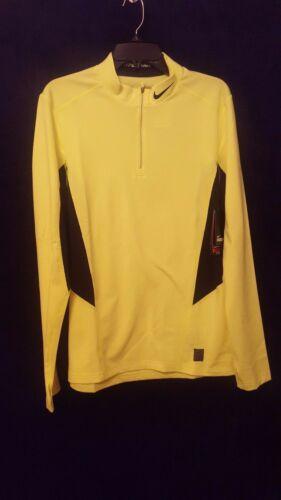Quarter Ribbed Jacket Green Hyperwarm Nike Small New Chevron Zip Z16 Fitted mn0wOvN8
