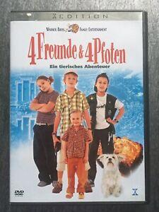 4-Freunde-amp-4-Pfoten-DVD-aus-Sammlung