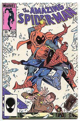 Amazing Spider-Man 260 1st Series Marvel 1985 FN VF