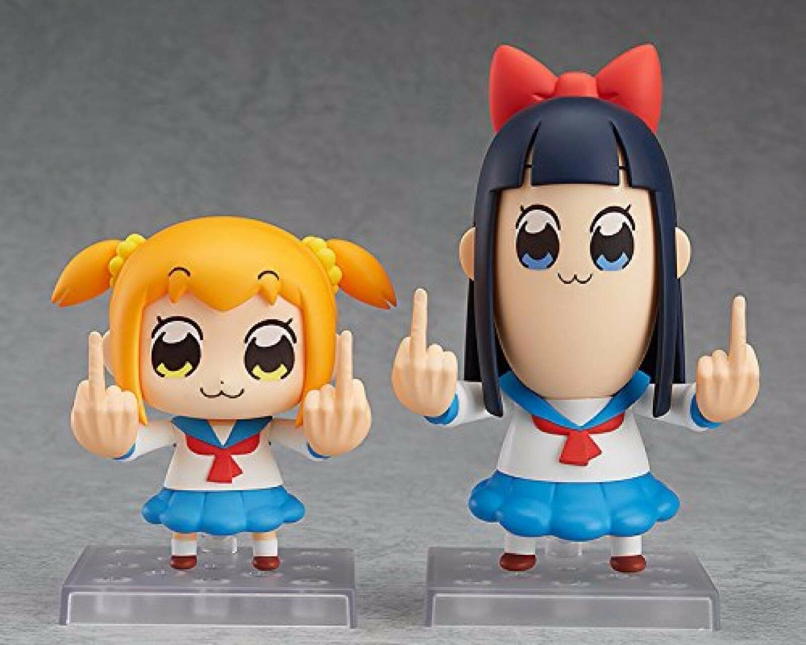Good Smile Company Nendoroid Pop equipo épico popuko & pipimi setFigura Nuevo F S Japón