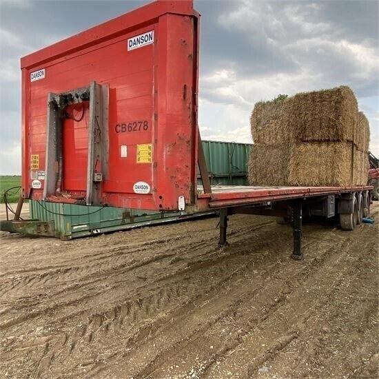 Andet HRD Sættevogns trailer