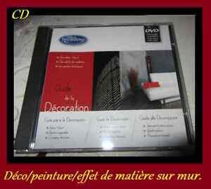 Détails Sur Dvd Explication Déco Peinture Effet De Matière Sur Mur