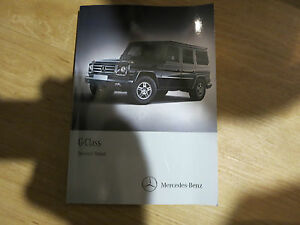 2014 mercedes benz g class owners manual oem g 550 g 63 amg ebay rh ebay com 2015 gl450 owners manual 2015 gl450 owners manual