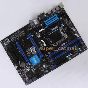 MSI-Z97-PC-Mate-MS-7850-Socket-LGA-1150-H3-Intel-Z97-Placa-Madre-ATX-DDR3