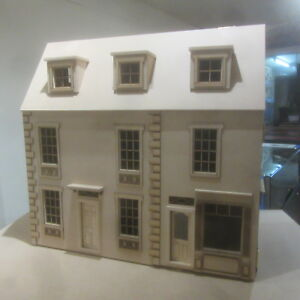 James-Row-House-with-Corner-Shop-12th-scale-Dolls-House-Kit-By-DHD