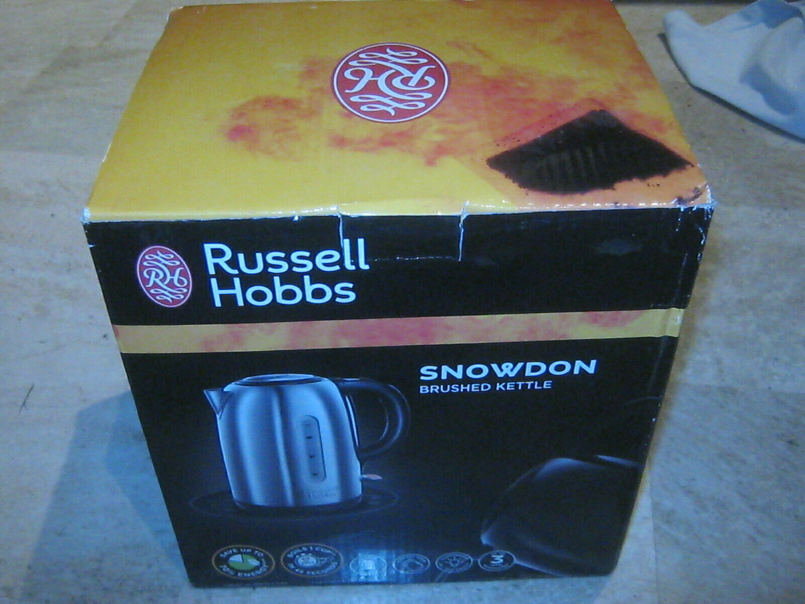 Russell Hobb 1.7 L Snowdon Kettle