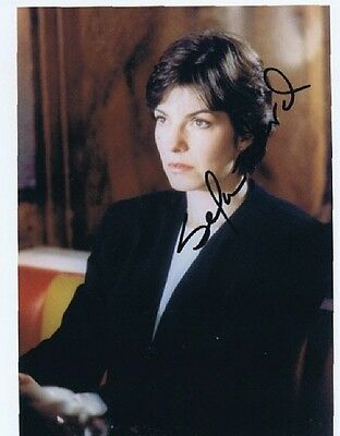 "Systematic Authentic Autograph ""sela Ward"" Photo-#2 Star Of Csi Ny W/coa Autographs-original"
