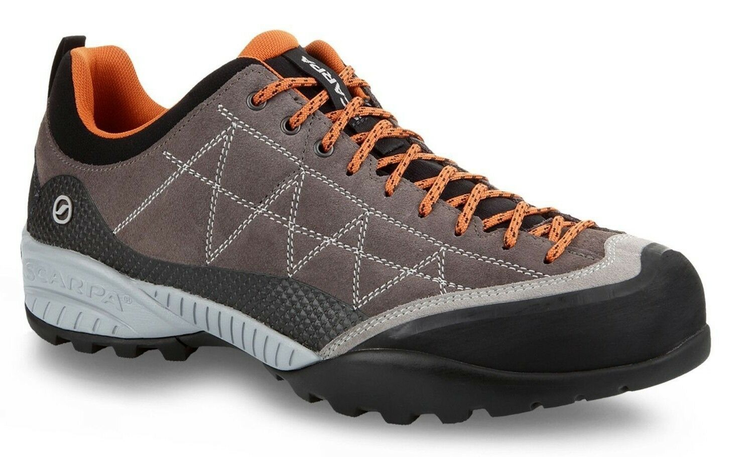 Scarpa Zen Pro 72530/350 Charcoal/Tonic Suede S Tech Vibram Vibram Vibram Light Hiking Schuhes 900e9f