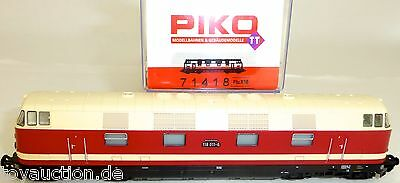 Br 118 011 6 Locomotiva Dr Ep4 Dss Piko 71418 Tt 1:120 Ovp Nuovo Sonderserie