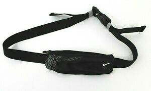 Nike-Running-Belt-Small-Capacity-Black-Fanny-Pack-Waist-Reflective-Adjustable