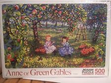 Anne of Green Gables JIgsaw Puzzle 300P Flower Picnic