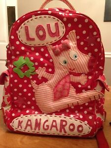 8fbb91f9d75 Image is loading Cute-Room-Seven-Oilily-Boutique-Kids-Lou-Kangaroo-