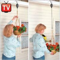 Retractable Plant Hanger