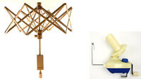 Stanwood Needlecraft: Medium Umbrella Yarn Swift / Ball Winder Ybw-b Combo 2