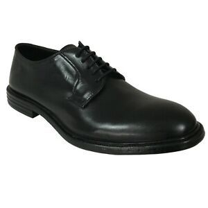 nuovo stile a7bcc f0a0b Details about Men's Shoes Lace up Black Pawelk'S ART 19004 Pony 100%  Leather Made in Italy