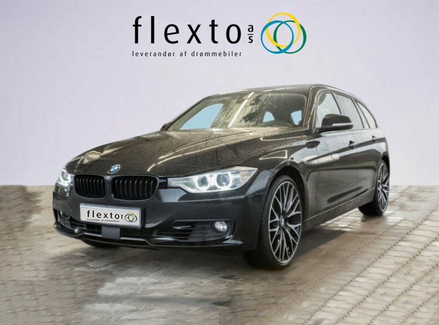 BMW 330d 3,0 Touring xDrive aut. 5d - 3.996 kr.