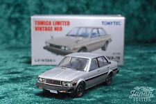 [TOMICA LIMITED VINTAGE NEO LV-N134b 1/64] COROLLA 1600GT 1979 (Silver)