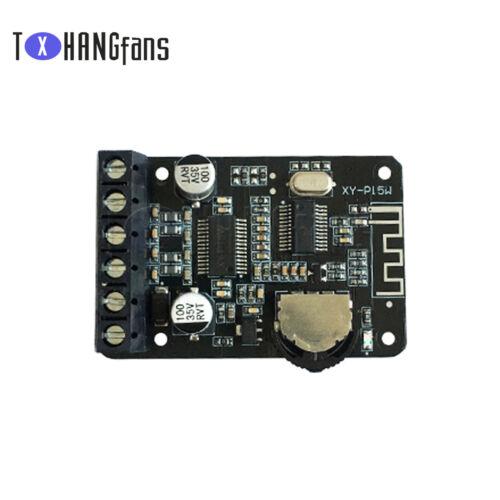 12V//24V Bluetooth 5.0 Digital Amplifier Board Module Double Channel 4-16Ω ATF