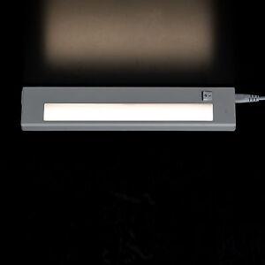 3 5w led unterbauleuchte extra flach 34cm lichtleiste wei. Black Bedroom Furniture Sets. Home Design Ideas
