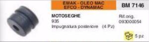 093000054 Antivibrante Impugn Posteriore Motosega Emak Oleomac Efco Dynamac 935 Cadeau IdéAl Pour Toutes Les Occasions