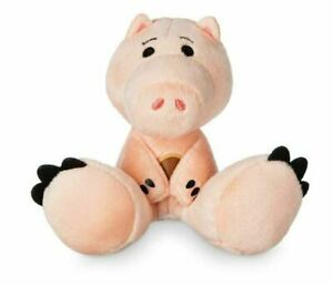 Disney-Tiny-Big-Feet-Plush-Micro-Authentic-Hamm-the-Pig-from-Toy-Story-Cuddly