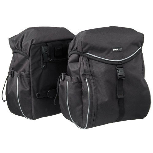AGU VENTURA 135 LIGHTWEIGHT  WATER REPELLENT PANNIER SET - 17 LITRE CAPACITY  most preferential