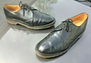 Dr. Martens 1461 Chaussures Cuir Noir