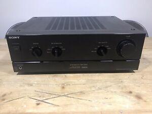 Sony-ta-f440e-Verstaerker-Hifi-mit-Phono-Stage-4-Speaker-Output