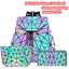 Geometric-Lattice-Luminous-Shoulder-Bag-Holographic-Reflective-Cross-Body-Bag thumbnail 38