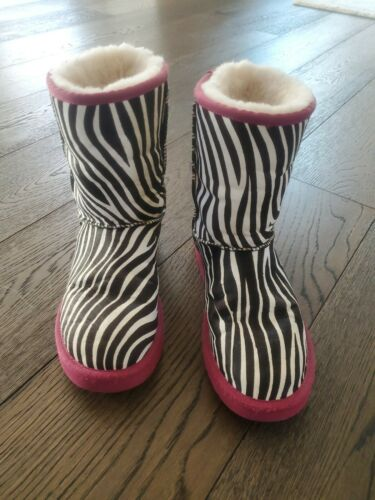 UGG Zebra Boots - image 1