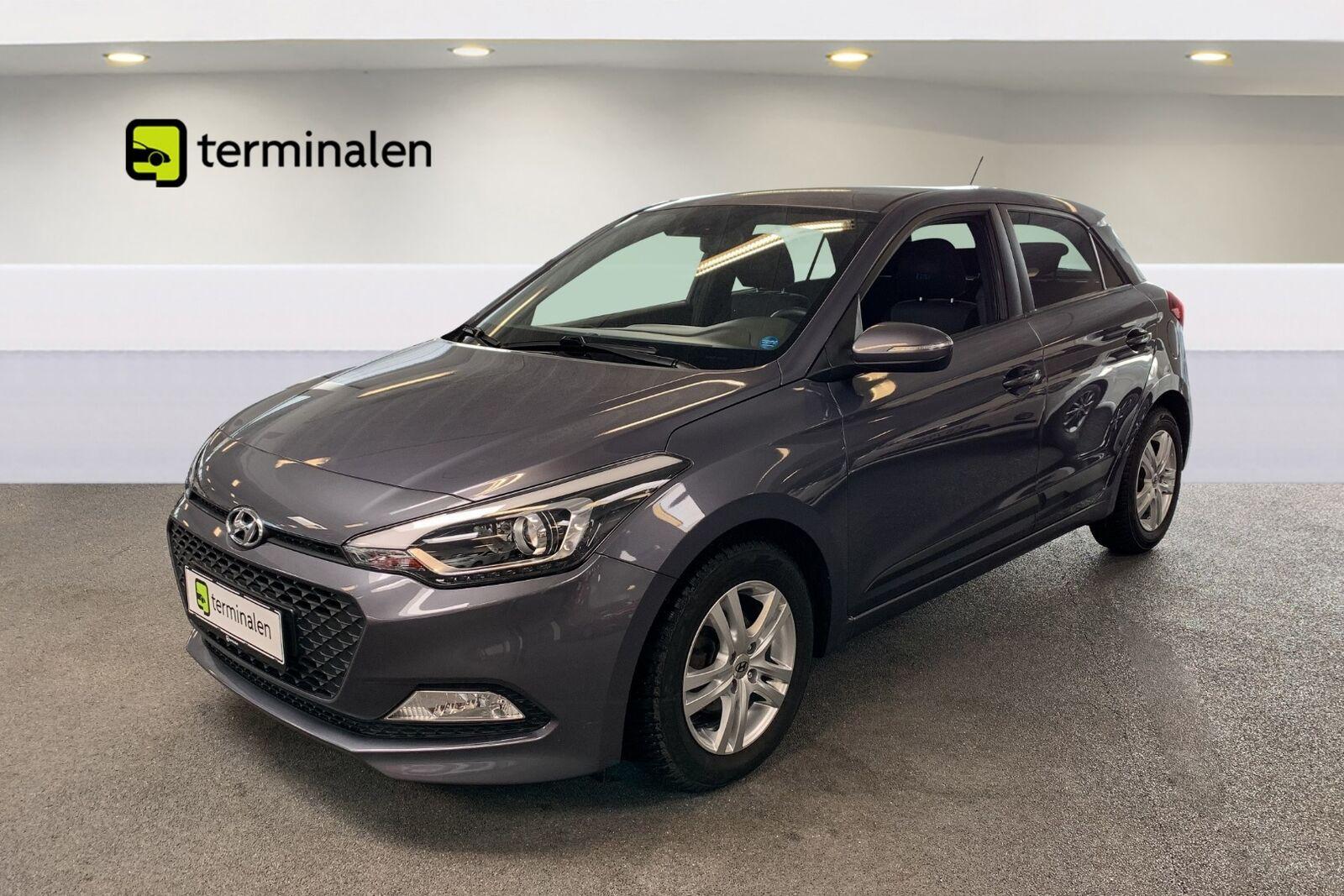 Hyundai i20 1,25 GO EM 5d