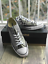 Sneakers-Mens-Converse-Chuck-Taylor-All-Star-Low-Top-Metallic-Herbal thumbnail 1