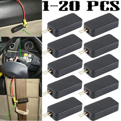 1PC Car SRS Airbag Simulator Emulator Resistor Bypass Fault Finding Diagnostic