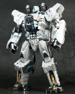 IN STOCK Transformers Toy Generation GT-10A GT10A White Gorilla King Figure