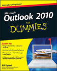 Outlook 2010 For Dummies by Bill Dyszel (Paperback, 2010)