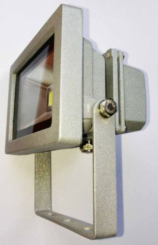 Regno Unito acquista Low Energy Saving LED Flood Luce solo 10W = 100W 240V Outdoor Lampada non PIR