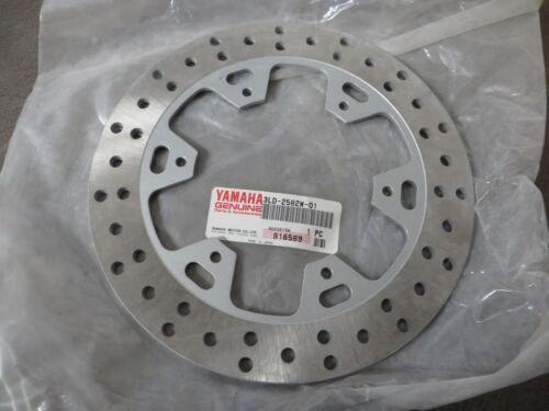 Yamaha Bremsscheibe hinten XTZ750 Super Tenere rear brake disc Original NEU