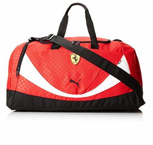 41aab85b18 Authentic PUMA Scuderia Ferrari F1 Medium Team Gym Duffel Red Bag ...