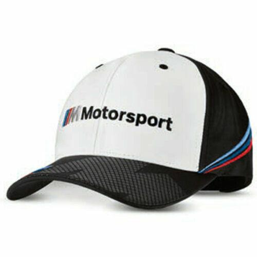Original BMW Genuine CAP M Motorsport Collectors Unisex Cap New 80162461127