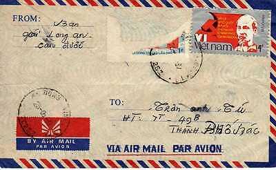 Asia Vietnam Lettre N° 32 Stamps