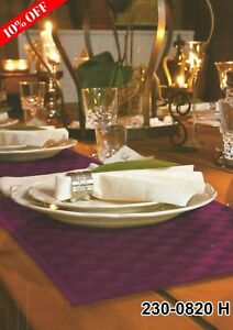 Table Mats Weaved Placemats Dining Room Table Plate Decor Clearance Dc Fix Ebay