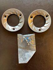 Thermoplan Cts2 Cs2 Verismo 801 Mastrena Right Grinder Burrs Original