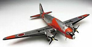 PLATZ-PD-23-JSDF-C-46-AACS-Flight-check-machine-1-144-scale-Model-kit-JAPAN