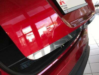 Für Mitsubishi Eclipse Cross ab 2017 Kofferraumleiste Heckleiste Edelstahl Chrom