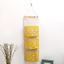 Wall-Door-Hanging-Storage-Bags-Organizer-Toys-Container-Pouch-Pockets-Basket thumbnail 14