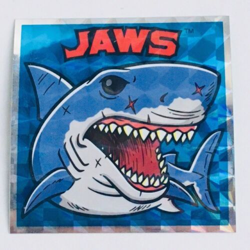 JAWS Collectibles Sticker -UNIVERSAL MAN SEAL- 2016 UNIVERSAL STUDIOS JAPAN