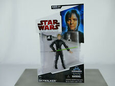 "Star Wars LUKE SKYWALKER 3.75/"" Figure Black Jedi TLC BD16 The Legacy Collection"