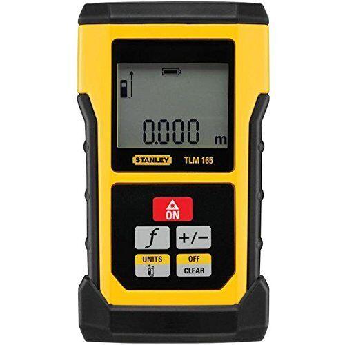 Stanley Laser-Entfernungsmesser (flächenmessung, Volumenmessung, Höhenmessu