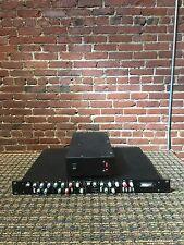 RACKED Solid State Logic SSL Black 4000 6000 console PREAMP/EQ Compressor 611eq