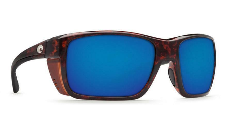 New Costa Costa Costa Del Mar Rooster Polarized Sunglasses 400G Glass Tortoise/Blau Fishing 1ea2db
